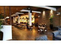 Part-time Bar Staff wanted for Barley & Rye - Bier Bar & Kitchen