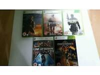 Xbox 360 Game bundle MW3 Halo 3