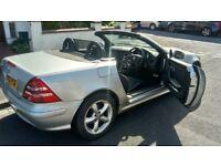 Mercedes SLK 320 Sports Convertible