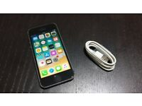 IPHONE 5S 16GB GREY UNLOCKED ALL NETWORKS IN GOOD CONDITION