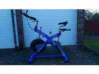 BH fitness cb2 indoor spinning/exercise/fitness bike