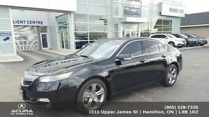 2014 Acura TL Base AWD, TECHNOLOGY PACKAGE, TINT