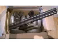 very cheap !!!weights for sale 8 x 2kg with 2 bars see picture. collection from sutton