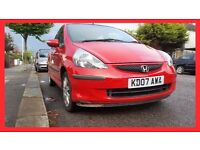 Automatic ----- 2007 Honda Jazz 1.4 i-DSI SE CVT-7 Auto ----- Low 53000 Miles --- alternate4 corolla