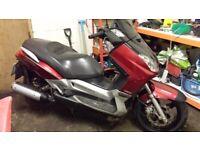 Yamaha yp250 xmax