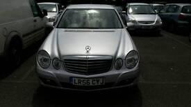 Mercedes e220 classic cdi