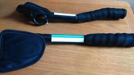 RXL SL Carbon TT bars 340mm Blue