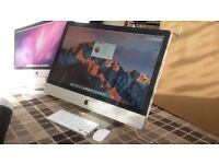 "Apple iMac 2011 27"" model, i5 Quad Core, 8GB, 1TB Computer"