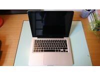 MacBook Pro 13 inch - excellent condition £400 O.N.O.