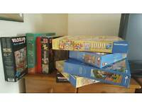 9 jigsaws puzzles