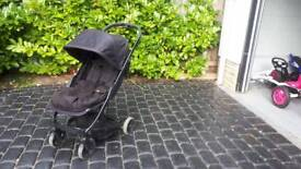Mama's and papas pushchair and all weather footmuff