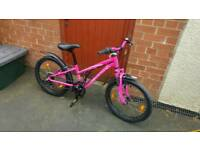 "Specialized Hot Rock Pink Girls 20"" Bike"