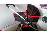 iCANDY CHERRY TRAVEL SYSTEM IN EXCELLENT CONDITION!!!