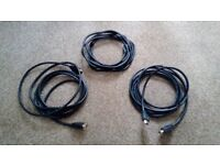 HDMI - USB - S-VIDEO - PARALLEL - CABLES