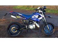 Yamaha dt 125 cc 2007 tax and mot