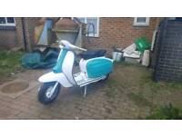 Lambretta scooter for sale