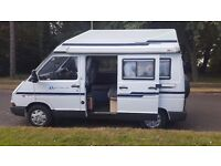 Renault San Remo XL Camper with Power Steering