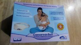 Caesarean belt