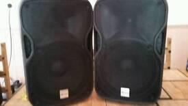 Professional speakers ( pair )