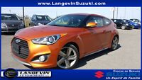 2013 Hyundai Veloster Turbo/CUIR/GPS/TOIT OUVRANT