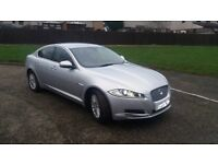 Jaguar xf for sale facelift model