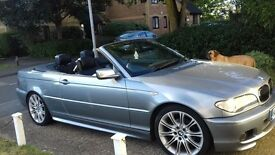 M sport convertible fully loaded