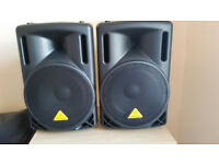 Behringer speakers