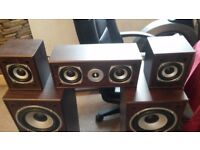 Quick sale - speakers - SKYTRONIC - great sound -