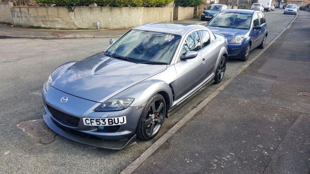 Mazda RX8 231ps - 68k, 8mths MOT, Carbon Fibre, BOSE, Modified (PX  Subaru/Drift/V8/BMW/Lexus/Swap) | in Oxford, Oxfordshire | Gumtree
