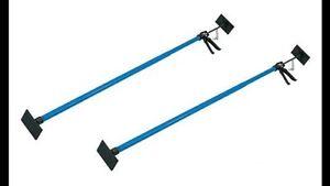 2 x Adjustable Plasterboard Props