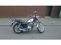 Lexmoto Vixen 125cc Good Learner Bike