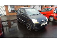 Chevrolet Matiz 1.0 12 MOT IDEAL FIRST CAR