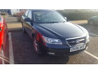 HYUNDAI SONATA 2007 CDX 2.4** HYBRID**RARE-AUTOMATIC**full leather-Long MOT- EXCELLENT CAR.**MAY P/X