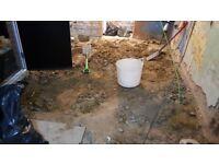 Free bagged Clay / Soil / Dirt / no garden growth