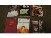 Guitar Tuition Books