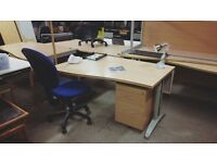 **Quality Desk and Office Chair £115**