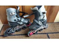 Adjustable Skates Roller Blades