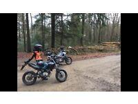 Yamaha wr125x 5k miles 2015 enduro dirtbike road legal