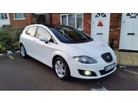 Seat Leon Ecomotive 1.6 TDI HPI CLEAR 0 ROAD TAX