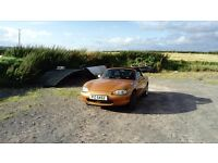 Mx5 Restored, Not Your Ordinary Mx5