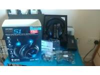 Turtle Beach px51 ps3/xbox 360/ps4 wireless headset