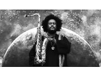 Kamasi Washington at the ROUNDHOUSE 2 May