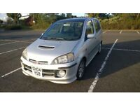 Daihatsu YRV Turbo in good condition