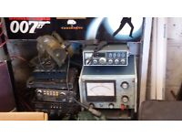 Vintage cb radio and parts
