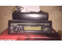 Sony CDX 4250RV Car Stereo