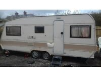 Good dry caravan for sale