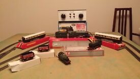 Vintage Hornby & Lima railway set (very good condition). Fully boxed