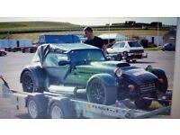 """Team Dynamic Alloy Wheels Escort Westfield 4x108 16"""""""
