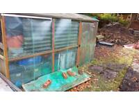 Shed/aviary for sale