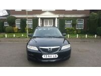 LHD☆MAZDA 6 SPORT SKY DIVE DIESEL☆LEFT HAND DRIVE